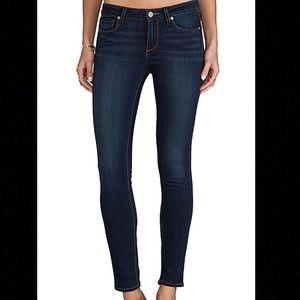 Anthro x Paige Verdugo Ankle Skinny Denim Jeans 26